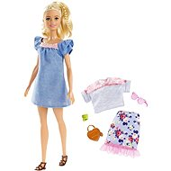 Barbie Modelka s doplňky a oblečky 99 - Panenka
