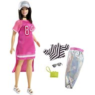 Barbie Modelka s doplňky a oblečky 101 - Panenka