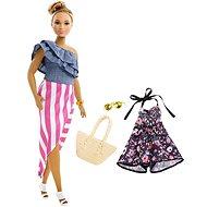 Barbie Modelka s doplňky a oblečky 102 - Panenka