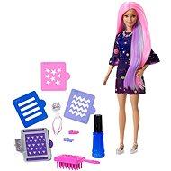 Barbie S žužu vlasy běloška - Panenka