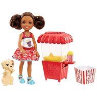 Barbie Vaření a pečení Chelsea - brunetka - Panenka