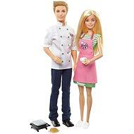 Barbie Vaření a pečení s Kenem - Panenka