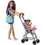 Barbie Chůva herní set I - Panenka