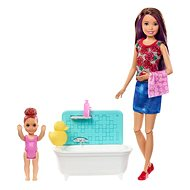 Barbie Chůva herní set V