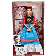 Barbie Světoznámé ženy Frida Kahlo - Panenka