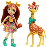 Enchantimals Gillian Giraffe & Pawl - Panenka