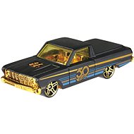 Hot Wheels 50 let Black & Gold - Auta