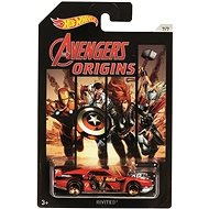 Hot Wheels Avengers - Auta