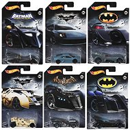 Hot Wheels Batman - Auta