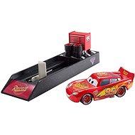 Cars 3 Vystřelovač s autíčkem Lighting McQueen launcher