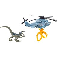 Matchbox Jurský svět Dinokáry Raptor Copter - Auta