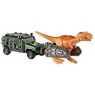 Matchbox Jurský svět Dinokáry Tyranno-hauler - Auta