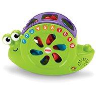 Fisher-Price vkládačka zpívající šnek CZ - Interaktivní hračka