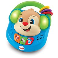 Fisher-Price Sing with dog CZ - Interactive Toy