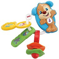 Fisher-Price Pejskovy klíčky CZ - Interaktivní hračka