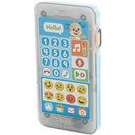 Fisher-Price Emoji chytrý telefon CZ - Interaktivní hračka