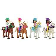 Barbie Mini panenka a pony - Panenka