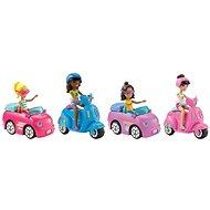 Barbie Mini vozítková panenka - Panenka