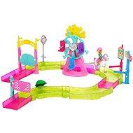 Barbie Mini pouť herní set - Panenka