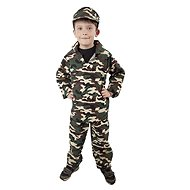 Rappa Army, vel. M - Dětský kostým