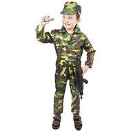 Rappa Army 2, vel. M - Dětský kostým