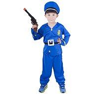 Kostým Policista, vel. M - Dětský kostým