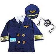 Rappa Pilot, vel. S - Dětský kostým