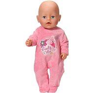 BABY Born Sametový overal růžový