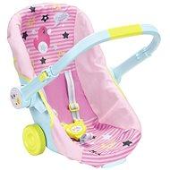 BABY Born Přenosná sedačka na kolečkách - Doplněk pro panenky