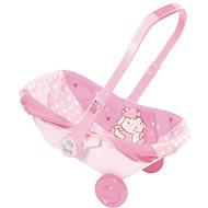 BABY Annabell Přenosná sedačka na kolečkách - Doplněk pro panenky