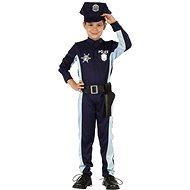 Policista vel. M - Dětský kostým