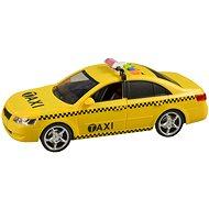 Taxi na setrvačník - Auto