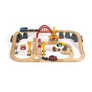 Brio World 33097 Nákladní železniční luxusní sada - Vláčkodráha