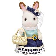 Sylvanian Families Město - chocolate králičice - Herní set