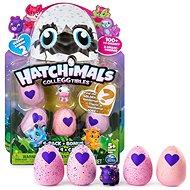 Hatchimals Sběratelská zvířátka 4+1, série II - Figurky