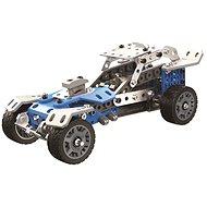 Meccano 10 Rally aut s motorem - Stavebnice