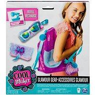 Cool Maker Výroba tašek s ozdobami - růžová - Příslušenství ke kreativní sadě