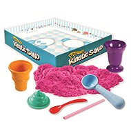 Kinetic Sand Zmrzlinová hrací sada - Kinetický písek