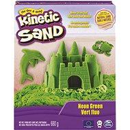 Kinetic Sand Neonové Barvy 680g zelená - Kinetický písek