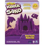 Kinetic Sand Neonové Barvy 680g fialová - Kinetický písek