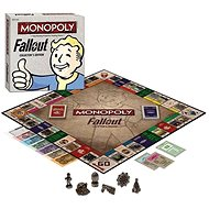 Monopoly Fallout, ENG - Společenská hra
