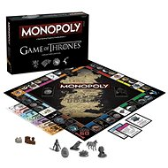 Monopoly Game of Thrones, ENG