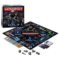 Monopoly Halo, ENG