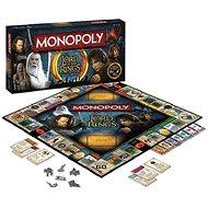 Monopoly Lord of The Rings, ENG - Společenská hra
