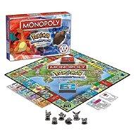 Monopoly Pokemon, ENG - Společenská hra