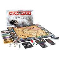 Monopoly Skyrim, ENG - Společenská hra