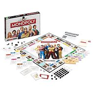Monopoly The Big Bang Theory, ENG
