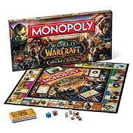 Monopoly World of Warcraft, ENG - Společenská hra