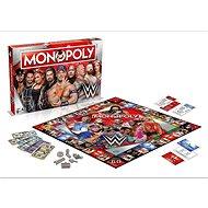 Monopoly WWE - Refresh, ENG - Společenská hra