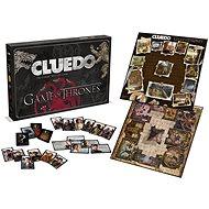 Cluedo Game of Thrones, ENG - Společenská hra